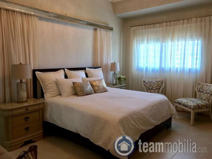 Apartamento en Alquiler Amueblado Evaristo Morales