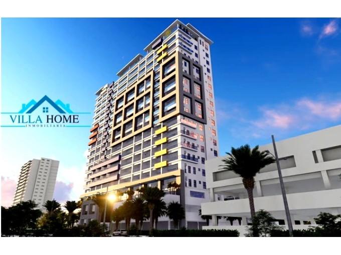 Apartamentos de 1 hab de 83 mt en Juan Dolio