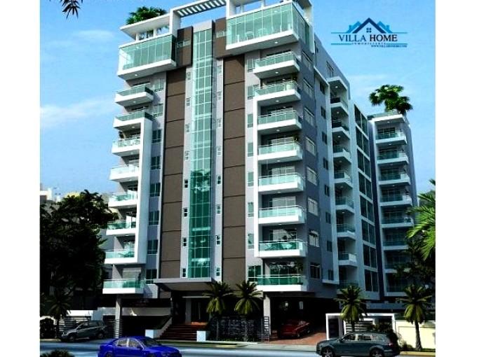 Apartamentos de 12 Habitacion en Bella Vista con Vista Al Mar