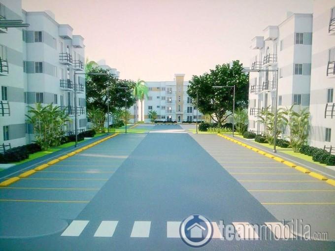 Apartamentos en Venta Ciudad Juan Bosch Santo Domingo Este