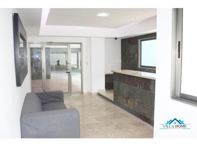 Excelente Apartamento En Gazcue Con Vista Al Mar De 170 mt