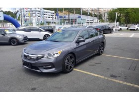 Â¡HONDA ACCORD SPORT 2016