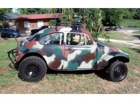 1970 Volkswagen yugo echo baja