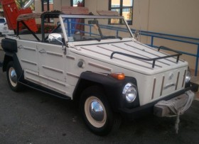 1974 VOLKSWAGEN THING TIKI