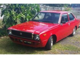 1978 Toyota Corolla Clasico