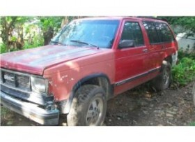 1988 GMC JIMMY 4 X 4