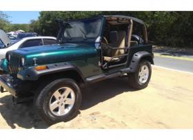 1994 jeep wrangler 6 en linea