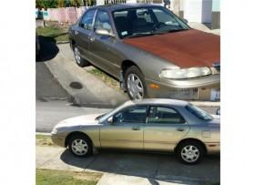 1997 MAZDA 626 20 DOHC STANDARD