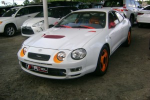 1999 Toyota Celica GTR Four