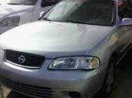 2 Nissan Sentra 94 y 2003 Gasolina nitido