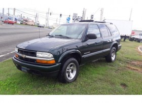 2002 Chevrolet TrailBlazer Nítida