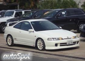 2002 Honda Civic Integra Tipe R