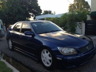 2003 Lexus IS300 Nitido Extras No altezza