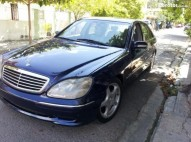 2003 Mercedez Benz S320  60000 KM