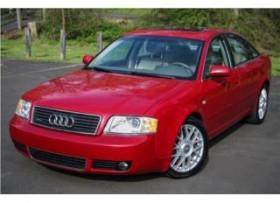 2003 Audi A6 Quattro