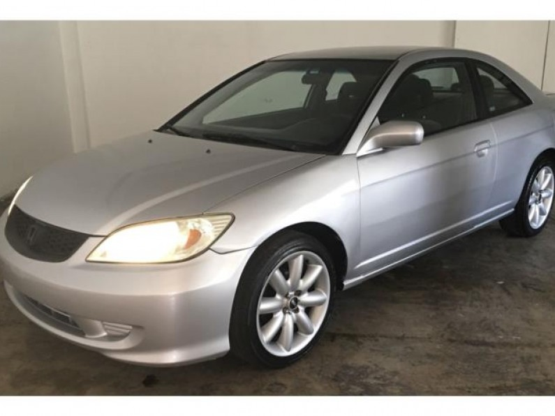 2004 Honda Civic Coupe standar