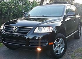 2004 VW TOUAREG 4x4 IMPORTADA