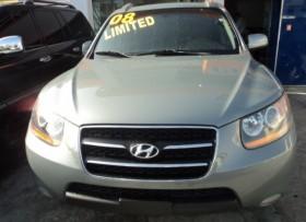 2005 Hyundai Santa Fe LIMITED