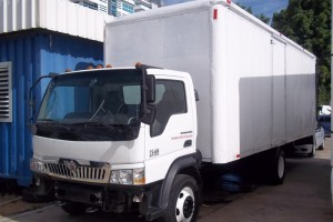 2006 Isuzu NMR International CF 600 VT 275