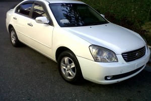 2006 Kia Sephia