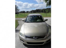 2007 HONDA ACCORD LXIMPORTADO
