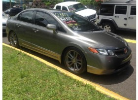 2007 HONDA CIVIC SIIMPORTADO