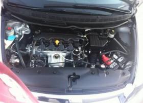2007 Honda Civic YA NACIONAL Automatico