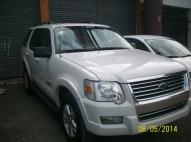 2008 Ford Explorer XLT TRES FILA