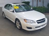 2008 Subaru Legacy Special