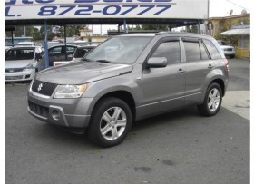 2008 SUZUKI GRAND VITARA LIMITED