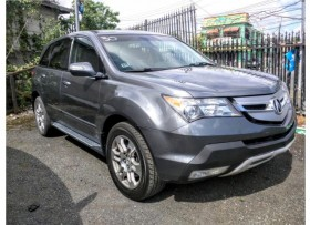 2009 ACURA MDX ADVANCE SH-AWD