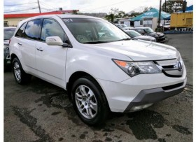 2009 ACURA MDX SH-AWD ADVANCE