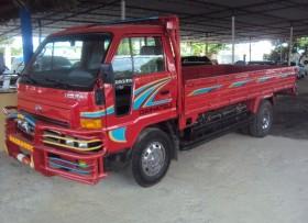 2009 Daihatsu Delta Cama Larga