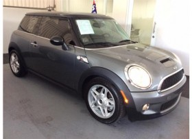 2009 MINI COOPER S TURBO AUTOMATICO