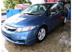 2010 HONDA CIVIC SEDAN LX