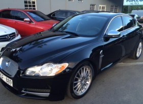 2010 Jaguar XFPremium
