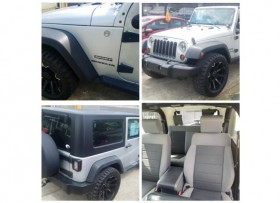 2010 Jeep Wrangler Sport TRAIL RATED