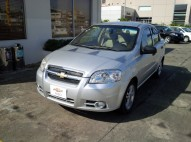 2011 Chevrolet Aveo LT - Santo Domingo Motors