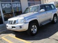2011 Nissan Patrol GRX