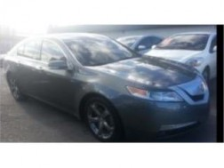 2011 Acura TL Garantia Hasta 100000 Millas a