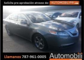2011 Acura TL Garantia Hasta 100000 Millas
