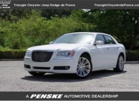 2011 Chrysler 300C Base