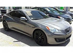 2011 HYUNDAI GENESIS TURBO 6 SPEED STD