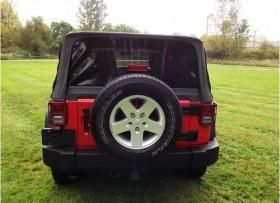 2011 Jeep Wrangler 4WD