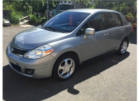2011 Nissan Versa Full Power