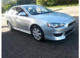 2011 mitsubishi Lancer automatico Full Power