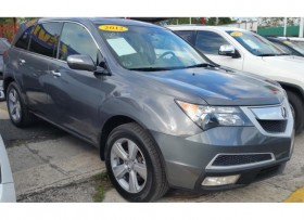 2012 ACURA MDX FULL LABELS