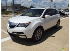 2012 ACURA MDX SH-AWD ADVANCE PKG