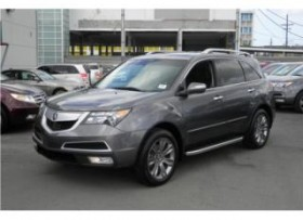 2012 Acura MDX ADVANCE