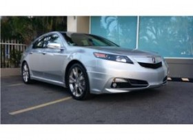2012 Acura TL Tecnology SH-AWD